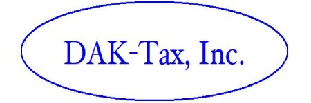 DAK Tax Logo